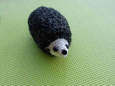 Apr072012 amigurumi crocheted hedgehog 2