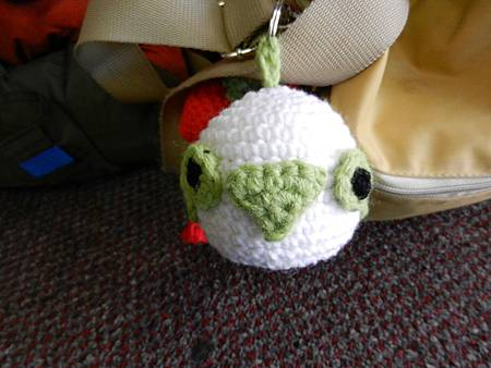 Apr142012 Amigurumi – Owl - white