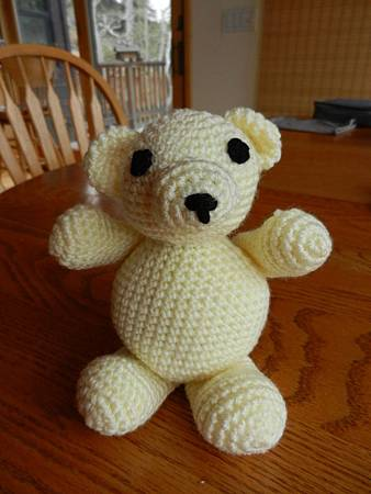 Apr252012 crochet bear