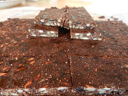 Sep062012 chia seed energy bar 奇異籽能量棒
