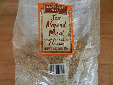 almond meal ~ Trader Joe
