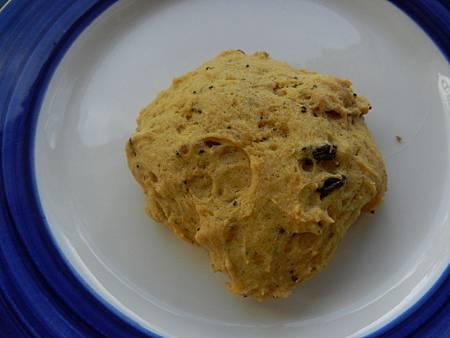 Oct152012 poppy seed pumpkin cookies 罌粟籽南瓜餅乾-close-up