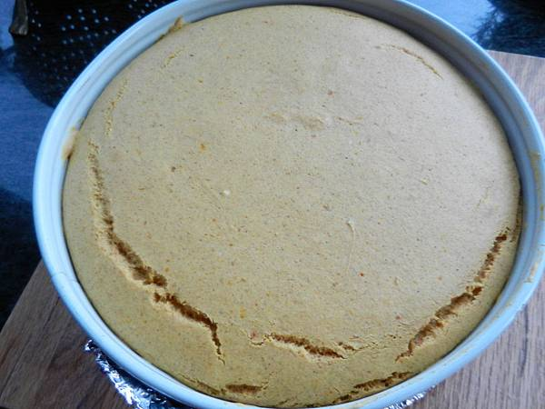 Mar132013 gluten free pumpkin cheesecake