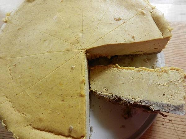 Mar142013 無麩質南瓜乳酪蛋糕