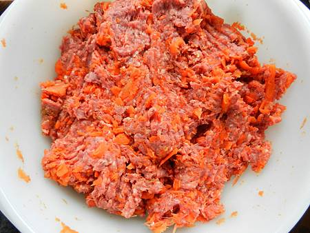 May022013 carrot, ground beef and spices 2