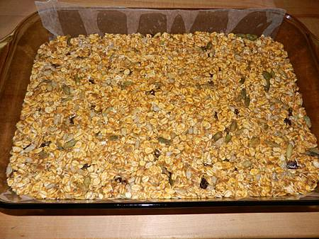 Nov202013 vegan pumpkin energy bars, nut free