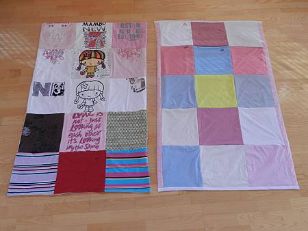 May262014 T-Shirt Quilt-Blanket