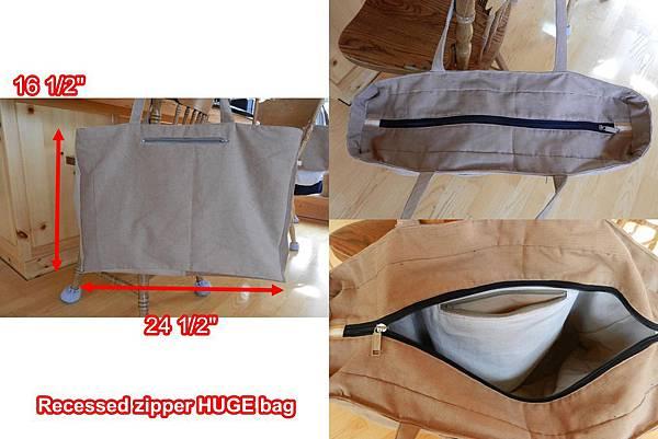 Sep202014 recessed zipper HUGE bag_dimension
