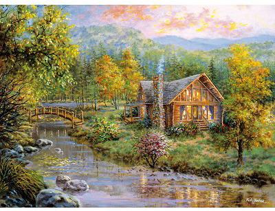 clementoni-puzzle-4000-teile-boumlhme--peaceful-grove.42622-1