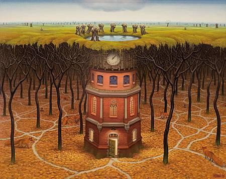 Yerka_Jacek-Tower_of_subconsciousness