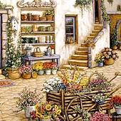 Welcome_to_My_Garden_Art_Painting_03_court_yard_flowershop.jpg