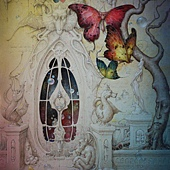 A-fantasy-surrealist-painting-by-David-Merriam-of-a-fairy-castle-with-butterflies.jpeg