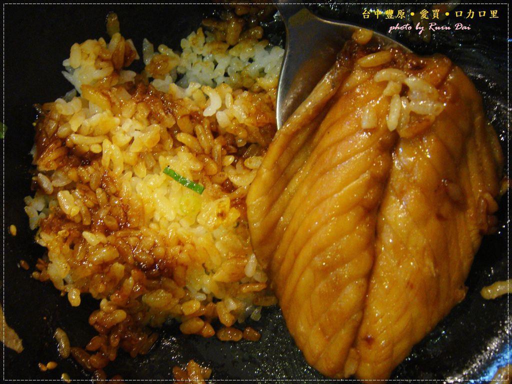 蒲燒鯛蓋飯 (3)