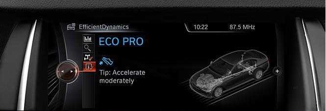 BMW 520d ECO Mode 2
