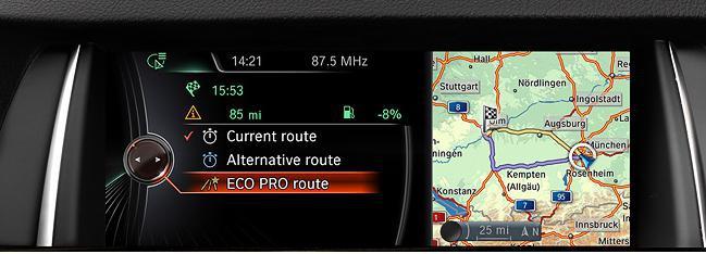BMW 520d ECO Mode 1