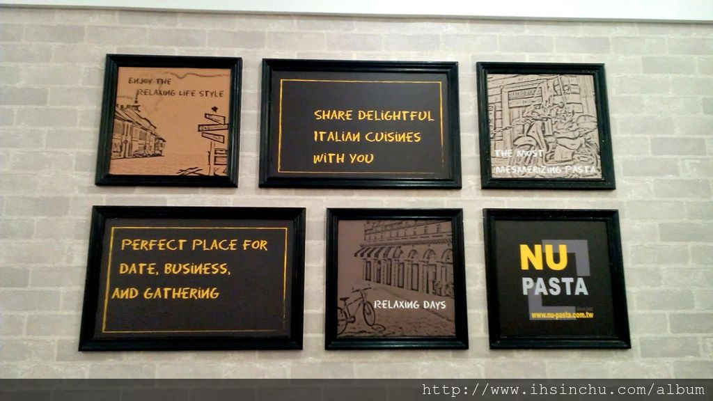最近輕食或義大利食物蠻風行的,NU Pasta就在新竹開了好幾家連鎖店,主打平價好吃氣氛佳的美食用餐環境,鎖定年輕外食族群。