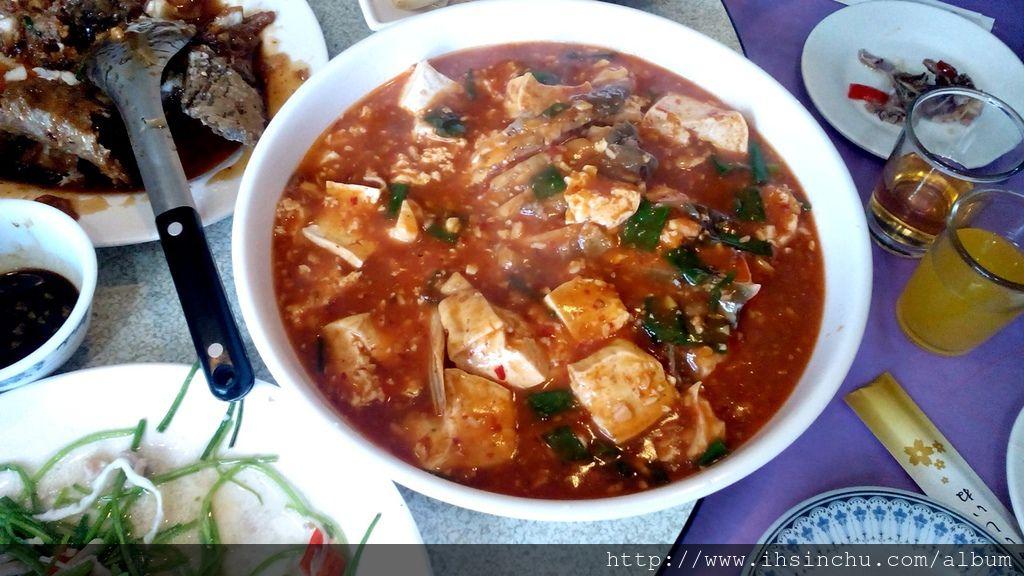 豆瓣燒活魚