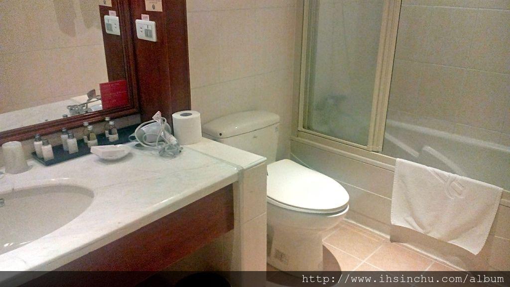 總統套房浴室