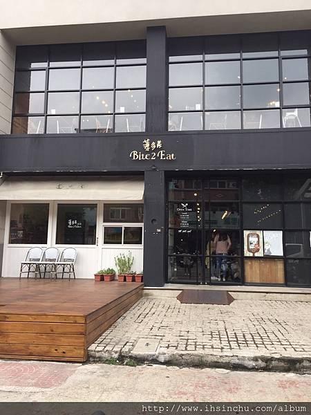 薄多義-店門