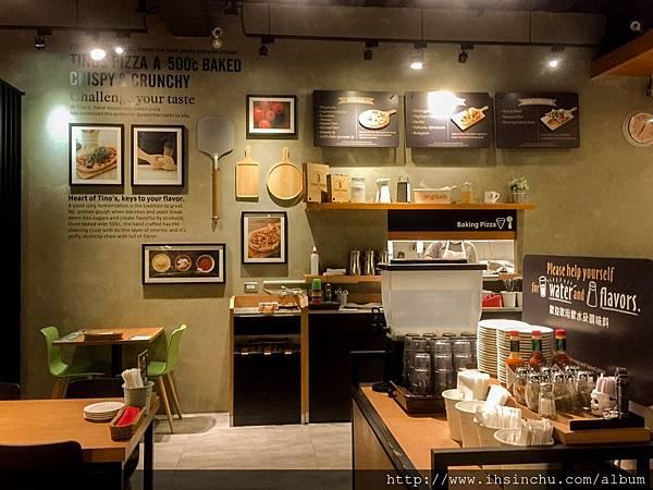 提諾比薩Tino's Pizza竹北義式料理餐廳