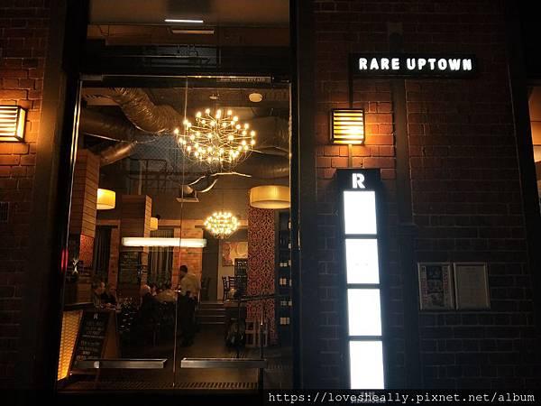 澳洲旅遊|墨爾本美食推薦-Rare Steak House Uptown超人氣牛排餐廳