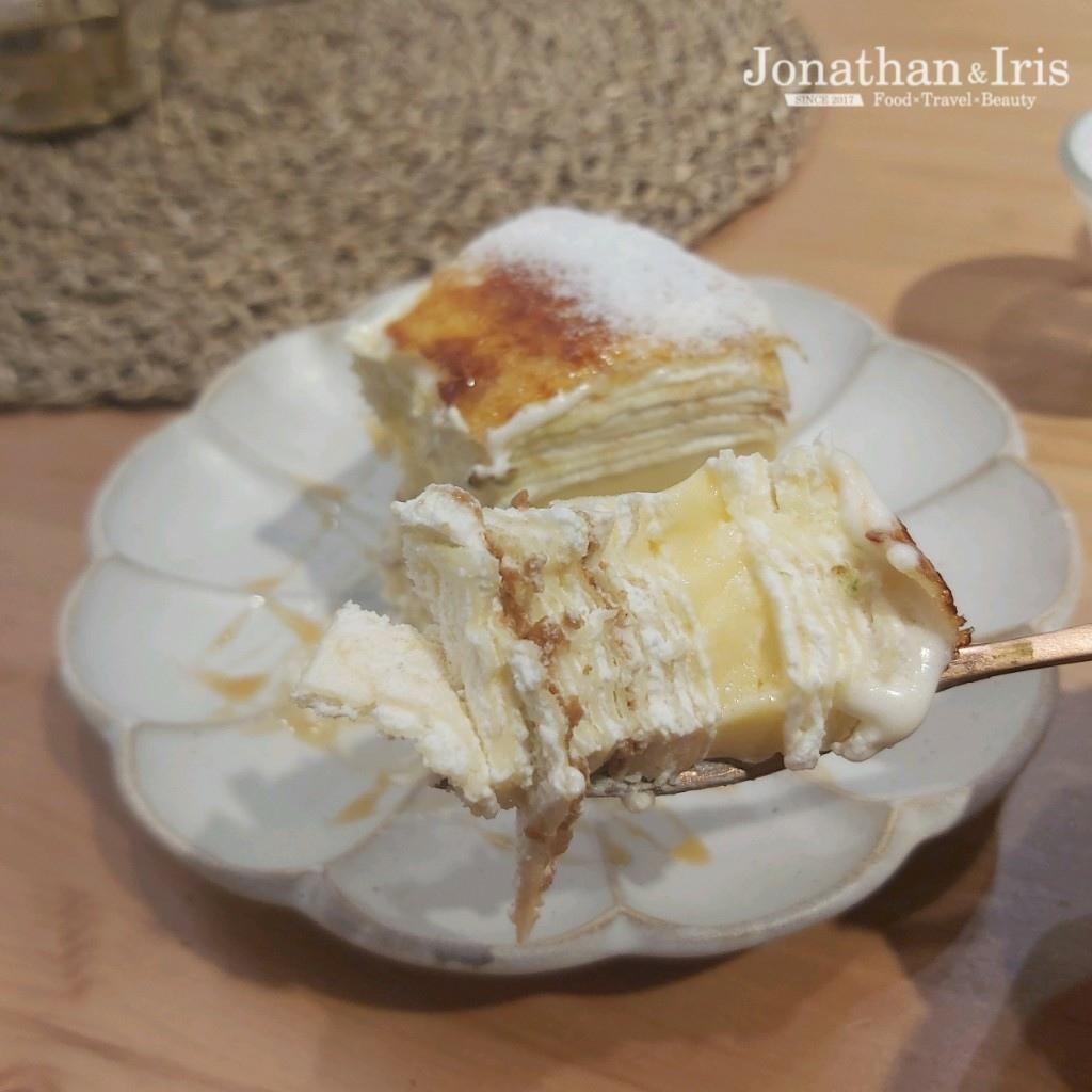 先生Sensei千層蛋糕