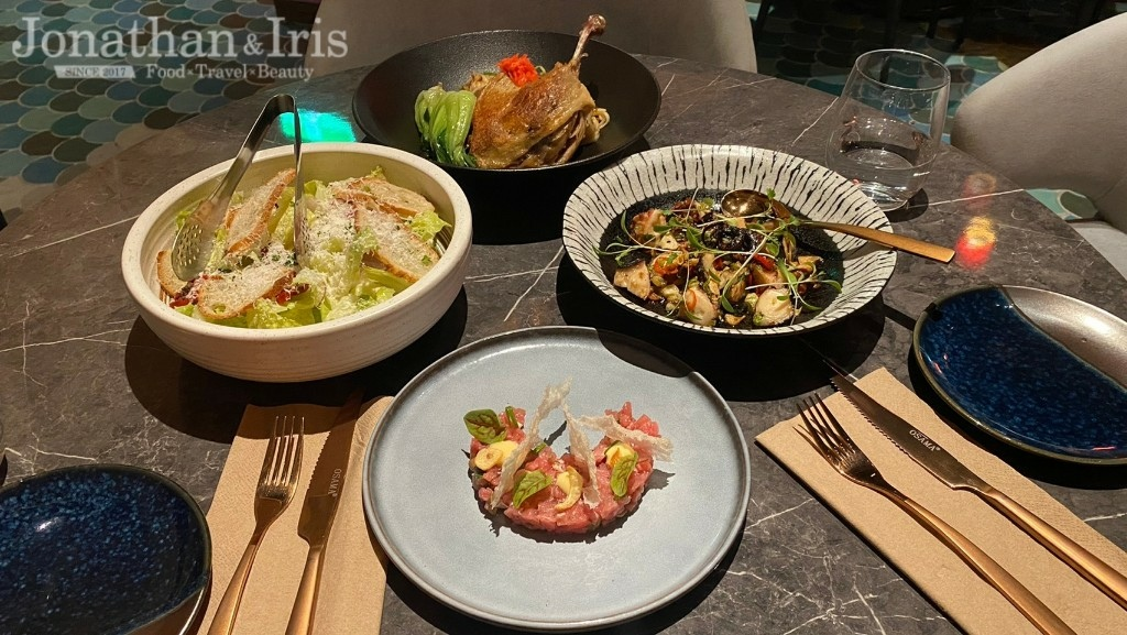 東區餐酒館MAMASANG Taipei