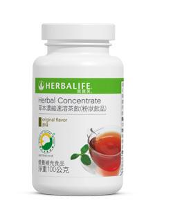 草本濃縮速溶茶飲 Herbal Concentrate