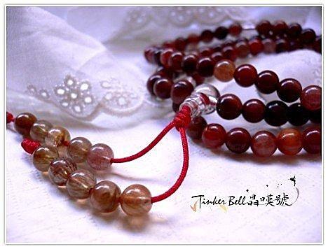 紅髮晶念珠