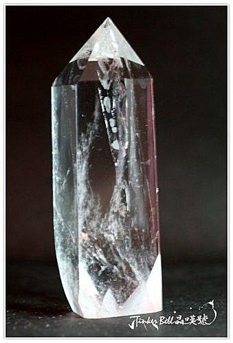 瀑布光水精靈晶柱。