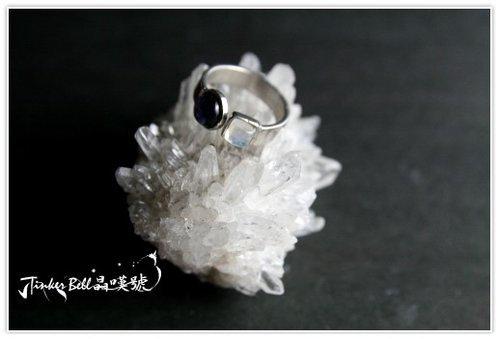 堇青石+月光石,靈礦!