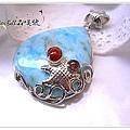 海星拉利瑪+太陽石+紅石榴石