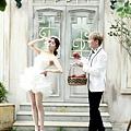 酒窩夫婦婚紗照2