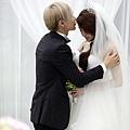 酒窩夫婦婚紗照3