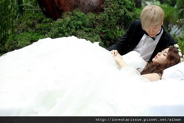 酒窩夫婦婚紗照4