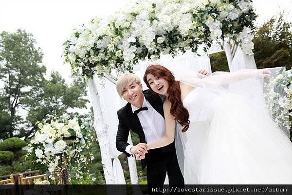 酒窩夫婦婚紗照6