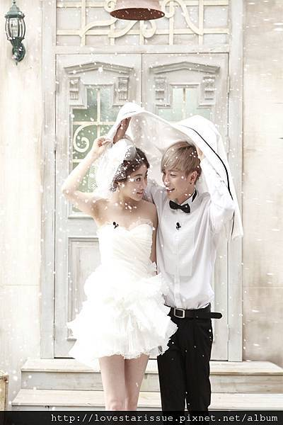 酒窩夫婦婚紗照7