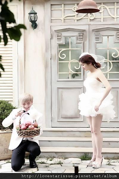 酒窩夫婦婚紗照10