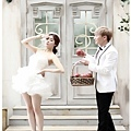 酒窩夫婦婚紗照11