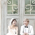 酒窩夫婦婚紗照15