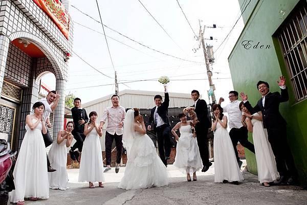 婚禮紀錄-台北婚攝-推薦Eden婚攝