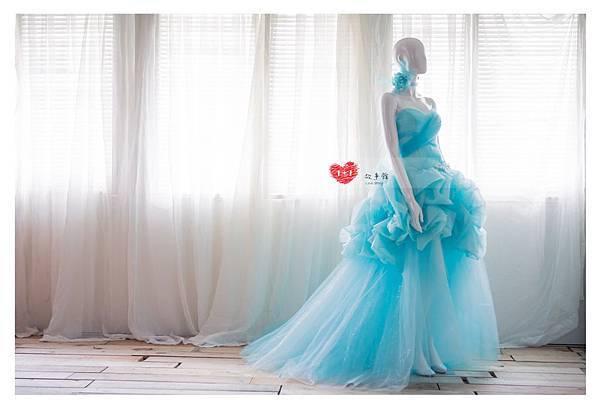 手工婚紗-晚禮服出租