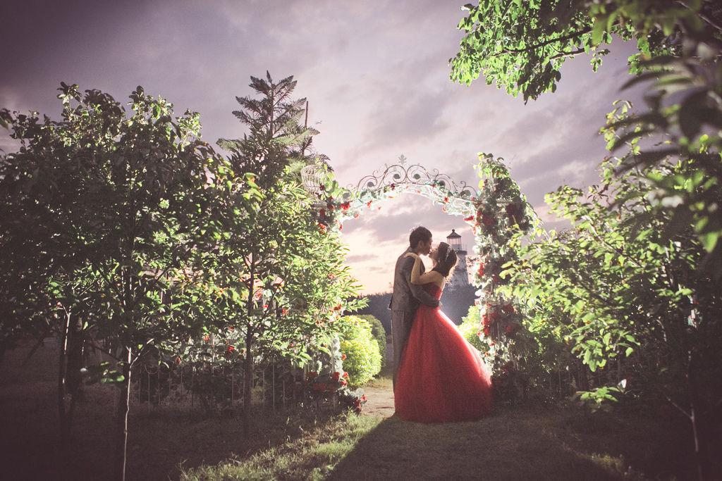 自助婚紗攝影工作室-攝影風格推薦