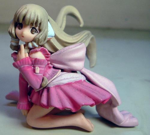 粉紅禮服版