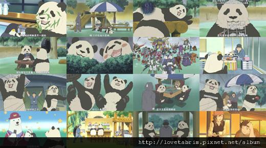專任熊貓~~~