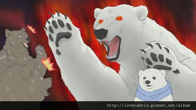 白熊的未來