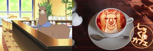大羊駝咖啡