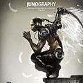 鄭俊浩 Junography Juno's Illustration Work Collection Book 1998-2010