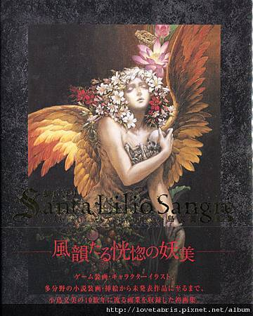 Santa Lilio Sangre緋いユリ―小島文美画集