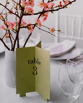 Table card 4